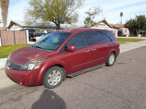 $ 2850 Nissan Quest 2007 for Sale in Phoenix, AZ