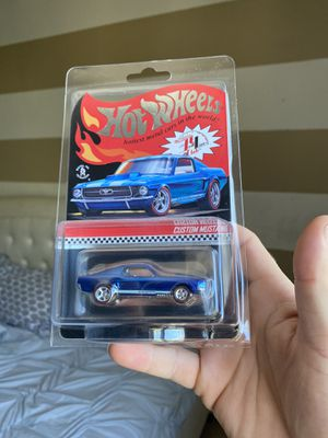 Hot wheels rlc Mustang for Sale in Los Angeles, CA