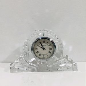 Waterford Crystal Desk Clock Needs To Be Fixed for Sale in Garden Grove, CA