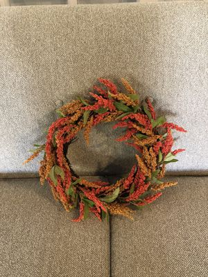 Fall wreath for Sale in Durham, NC