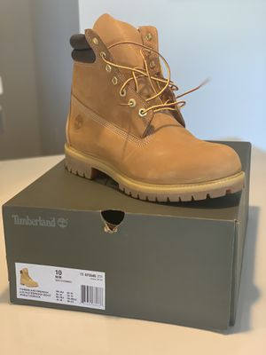 """Timberland 6"""" Mens Boots Size 10 for Sale in New York, NY"""