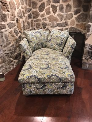Chaise and a half for Sale in Martinsburg, WV