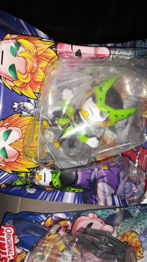 Dragonball z minis for Sale in Houston, TX