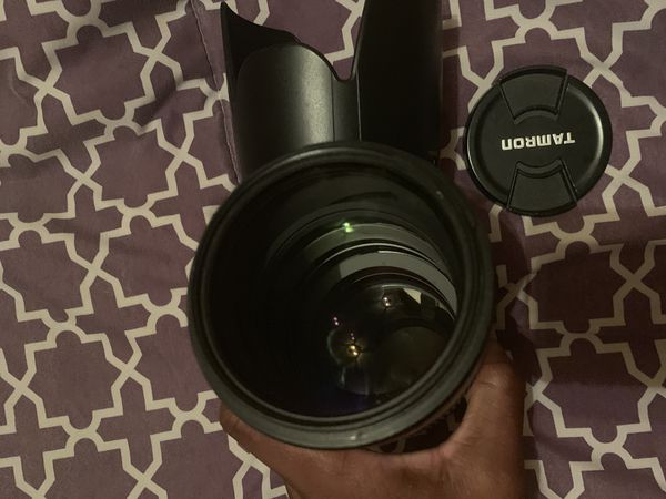 Tamron SP A001 70-200mm f/2.8 LD Di Lens For Nikon