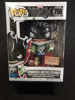 VENOMIZED DOCTOR STRANGE BOXLUNCH EXCLUSIVE GLOW IN THE DARK for Sale in Claremont,  CA
