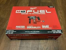Milwaukee M18 Fuel Brushless Rotary Hammer *NEW* for Sale in Seattle, WA