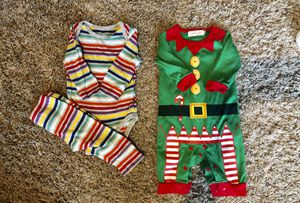 Baby clothes Gap Christmas onesie 6-12 month for Sale in Portland, OR