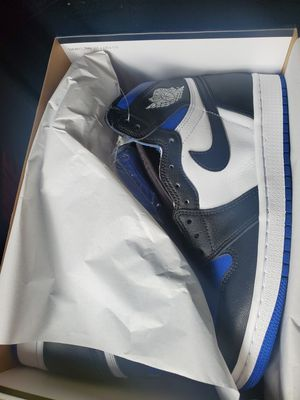 Jordan 1 Royal Toe 10.5 for Sale in Vista, CA