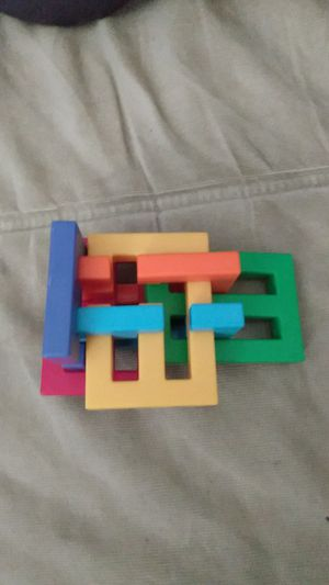 Puzzle game cube for Sale in Downey, CA