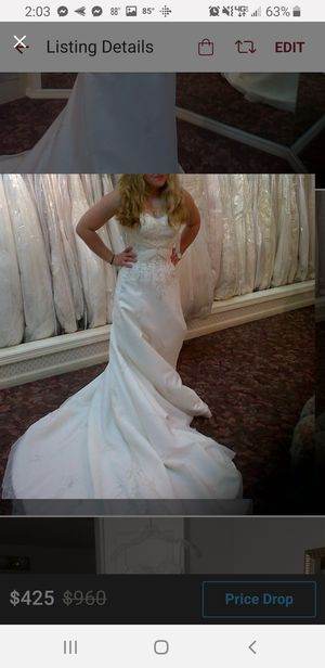 Wedding dress for Sale in Crewe, VA