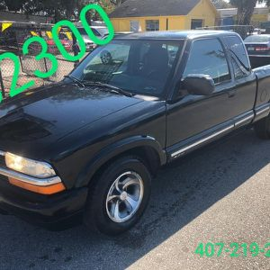 2001 CHEVY S-10 for Sale in Orlando, FL