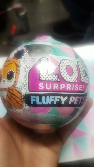 Lol surprise winter disco fluffy pets for Sale in Whittier, CA