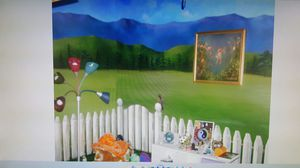 Mural Art painting kids rooms team logos.. for Sale in Manassas, VA