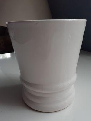 White Flower Vase for Sale in Annandale, VA