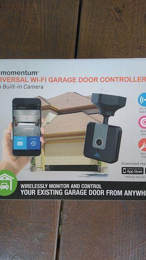 Wi-fi garage door opener with camera for Sale in San Diego, CA