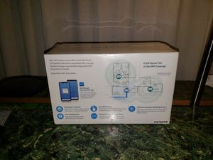NETGEAR Orbi Whole Home Mesh WiFi System (RBK13) for Sale in Dade City, FL
