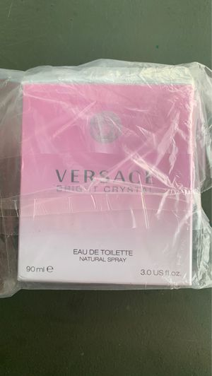 Versace Bright Crystal Perfume for Sale in Kissimmee, FL