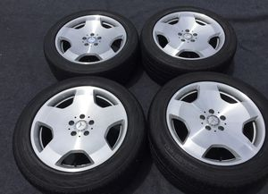 Mercedes S600 Wheels and Tires for Sale in North Miami, FL
