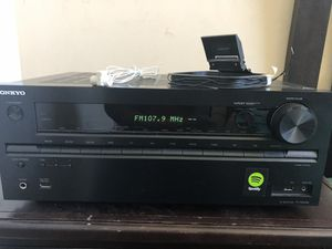 ONKYO TX-NR636 for Sale in Conley, GA
