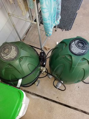 COLEMAN LAY Z SPA PUMPS hot tub for Sale in Buda, TX