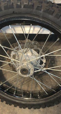 17in Front Kx85 Wheel for Sale in Haysville,  KS