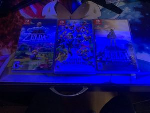 Switch games for sale! for Sale in Union City, CA