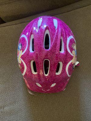 Girl bike helmet for Sale in Hubert, NC