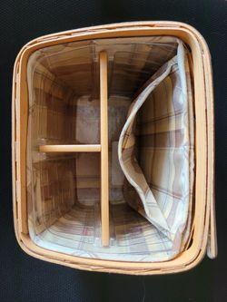 Longaberger basket for Sale in Redlands,  CA