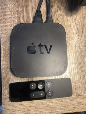Apple TV (4th Generation) for Sale in San Diego, CA
