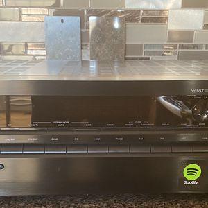 Onkyo TX-NR535 5.2 Channel 330 Watt AV Network Receiver - Black for Sale in Arlington, VA