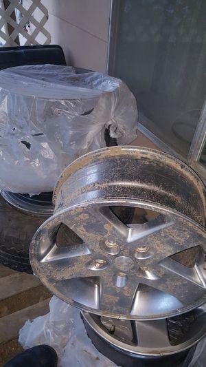 Jeep Rubicon wheels for Sale in Longmont, CO