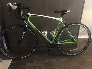 Masi carbon fiber road bike for Sale in Dallas, TX
