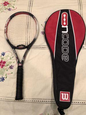 Wilson Hammer Tennis Racket for Sale in North Brunswick Township, NJ