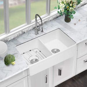 3318All white kitchen sink for Sale in La Mirada, CA