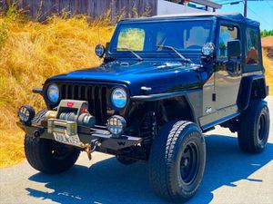 1998 Jeep Wrangler for Sale in Spring Valley, CA