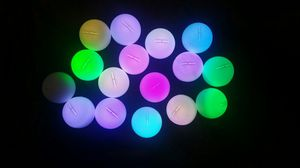 4 packs of color changing mood lights balls. Water safe. 16 total color changing light balls For parties, pools, rooms, fun... for Sale in Diamond Bar, CA