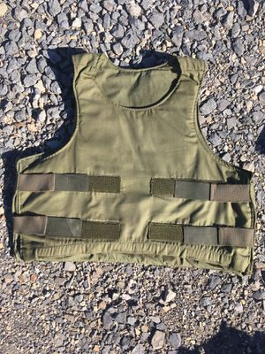 Vehicle crewmen's flak jacket military for Sale in Middleburg, PA