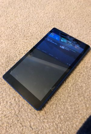 Amazon Fire Tablet 7 for Sale in UPPR MARLBORO, MD