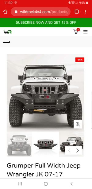 Jeep parts for sale for Sale in Wenatchee, WA