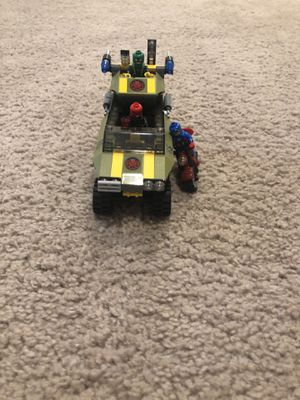 LEGO Marvel: Hydra vs Captain America for Sale in Sumner, WA