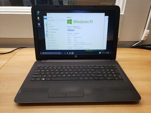 HP 15.6in Windows 10 Laptop Back to school Sale for Sale in Mint Hill, NC