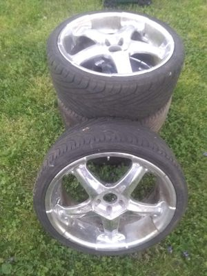Tires and rims for Sale in Columbia, TN