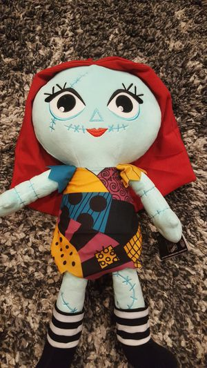 Nightmare before Christmas sally plush for Sale in Chino Hills, CA
