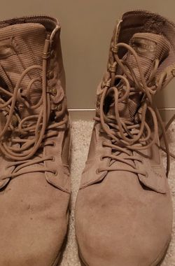 Military Merrell man boots size 10W for Sale in North Las Vegas,  NV