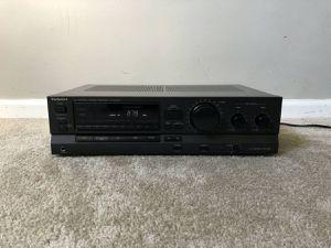 Technics SA-GX130 Home Stereo Receiver for Sale in Mount Prospect, IL
