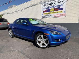 2004 Mazda RX-8 Manual, Cash deal only for Sale in Glendale, AZ