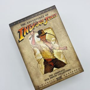 Indiana Jones Box Set for Sale in Millbrae, CA