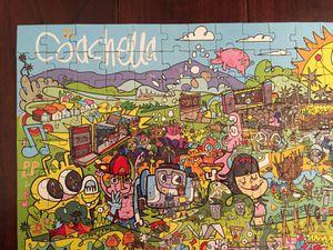 Coachella Puzzle w/ Box for Sale in Daly City, CA