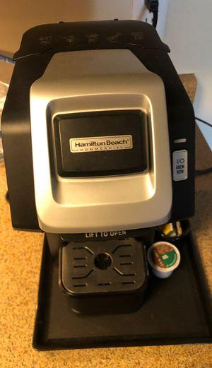 Hamltom Beach K-Cup Coffee Maker for Sale in Denver, CO