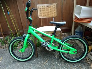 Boys and Girls 16 inch bikes for Sale in Bellevue, WA
